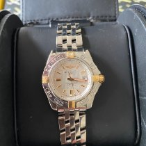 Breitling Galactic 32 Gold/Steel 32mm