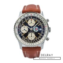 Breitling A13022 Steel Old Navitimer 41mm pre-owned United States of America, Florida, Hallandale Beach