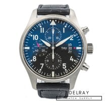 IWC Pilot Chronograph Acél 43mm