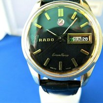 Rado Parts/Accessories Men's watch/Unisex 254719836035 pre-owned Leather Black