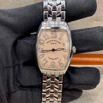 Franck Muller 2852 Stahl 1996 Casablanca 31mm gebraucht