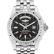 Breitling Galactic 44 Acero 44mm Negro