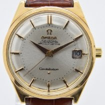 Omega Constellation Yellow gold 34mm Gold