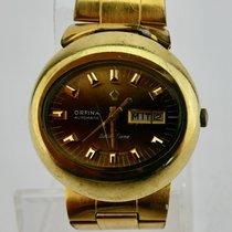 Orfina Gold/Stahl 40.2mm Automatik gebraucht Deutschland, Stuttgart