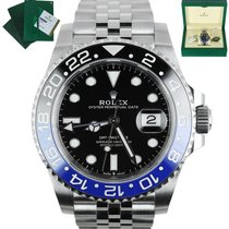 Rolex GMT-Master II 126710BLNR pre-owned