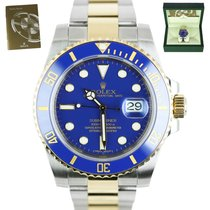 Rolex Submariner Date 116613LB pre-owned
