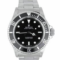 Rolex Submariner (No Date) 14060M подержанные