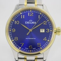 Delma Steel 44mm Automatic 52701.570.6 pre-owned