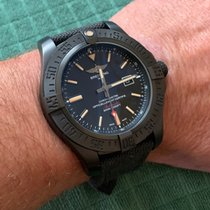 Breitling Avenger Blackbird Titanium 48mm Black No numerals United States of America, Ohio, lewis center