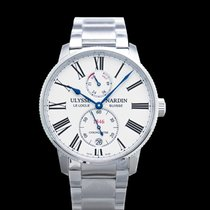 Ulysse Nardin Marine Torpilleur Steel 42mm White United States of America, California, Burlingame