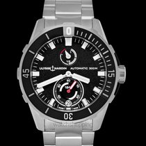Ulysse Nardin new Automatic 44mm Titanium