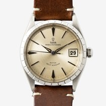 Tudor Prince Oysterdate Steel 34mm Silver United States of America, New Jersey, Garwood