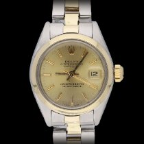 Rolex Oyster Perpetual Lady Date 6916 1976 gebraucht