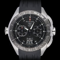 TAG Heuer SLR Steel 45mm Black