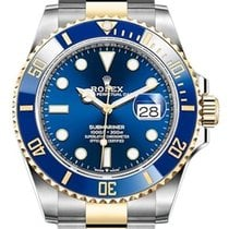 Rolex 126613lb Gold/Steel 2020 Submariner Date 41mm new United States of America, New York, New York