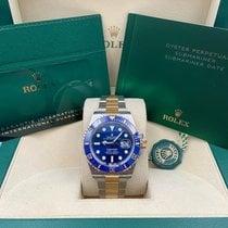 Rolex Submariner Date Gold/Steel 41mm Blue