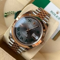 Rolex Acero y oro 41mm Automático 126301 nuevo
