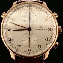 IWC Portuguese Chronograph IW371203 2008 pre-owned