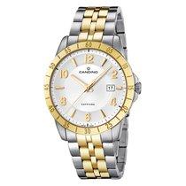 Candino Reloj de dama 43mm Cuarzo nuevo Reloj con estuche y documentos originales