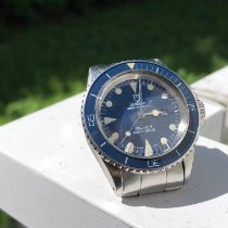 Tudor Submariner Steel 33mm Blue No numerals United States of America, Florida, miami
