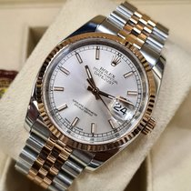 Rolex 116231 Or rose 2009 Datejust 36mm occasion