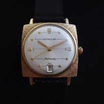 Wittnauer pre-owned Automatic 29mm Silver Plastic