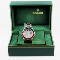 Rolex 16710 Steel 1992 GMT-Master II 40mm pre-owned United States of America, Florida, Miami Beach