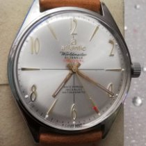 Atlantic Steel 38mm Manual winding pre-owned
