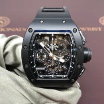 Richard Mille RM 011 Carbon Black