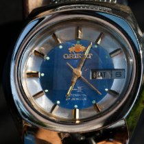 Orient Steel 39mm Automatic pre-owned