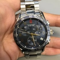 Victorinox Swiss Army Steel Quartz 241120 pre-owned United States of America, New York, Yonkers
