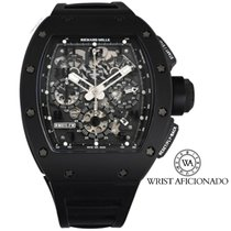 Richard Mille RM 011 Carbon Black United States of America, New York, New York