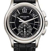 Patek Philippe Annual Calendar Chronograph new 2020 Automatic Chronograph Watch with original box and original papers 5905P-010