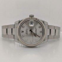 Rolex 178274 G Acier 2014 Lady-Datejust 31mm nouveau