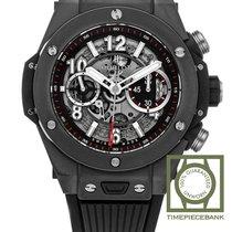 Hublot Big Bang Unico nieuw Automatisch Chronograaf Horloge met originele doos en originele papieren 411.CI.1170.RX