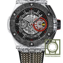Hublot Big Bang Ferrari Doorzichtig Arabisch