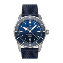 Breitling Superocean Héritage II 46 Steel 46mm Blue No numerals United States of America, Pennsylvania, Bala Cynwyd