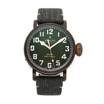 Zenith 29.2430.679/63.I001 Bronze Pilot Type 20 45mm pre-owned United States of America, Pennsylvania, Bala Cynwyd