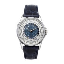 Patek Philippe 5130P-001 Platine World Time 39mm occasion