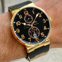 Ulysse Nardin Marine Chronometer 41mm Rose gold 41mm Black Arabic numerals United States of America, Wisconsin, La Crosse