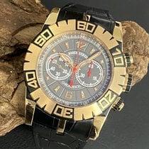 Roger Dubuis Easy Diver Pозовое золото 46mm Cерый