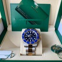 Rolex 126613lb Gold/Stahl 2020 Submariner Date 41mm neu Deutschland, Düsseldorf
