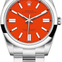 Rolex Steel Oyster Perpetual 41mm new United States of America, New York, Airmont