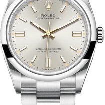 Rolex Steel Oyster Perpetual 36 36mm new United States of America, New York, Airmont