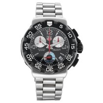 TAG Heuer Formula 1 Quartz Steel 40mm Black No numerals United States of America, Florida, Sarasota
