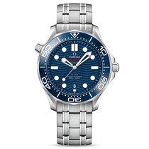 Omega Seamaster Diver 300 M Acier 42mm Bleu France, Dijon