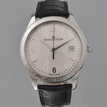 Jaeger-LeCoultre Master Control Date Stahl 41mm Silber