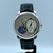 F.P.Journe Platinum Automatic Silver 40mm new Octa