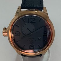 Haemmer Rose gold 50mm Automatic HM-09 pre-owned