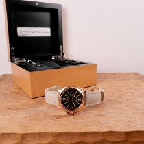Panerai Luminor Marina 8 Days Or rose 44mm Brun Arabes France, Paris